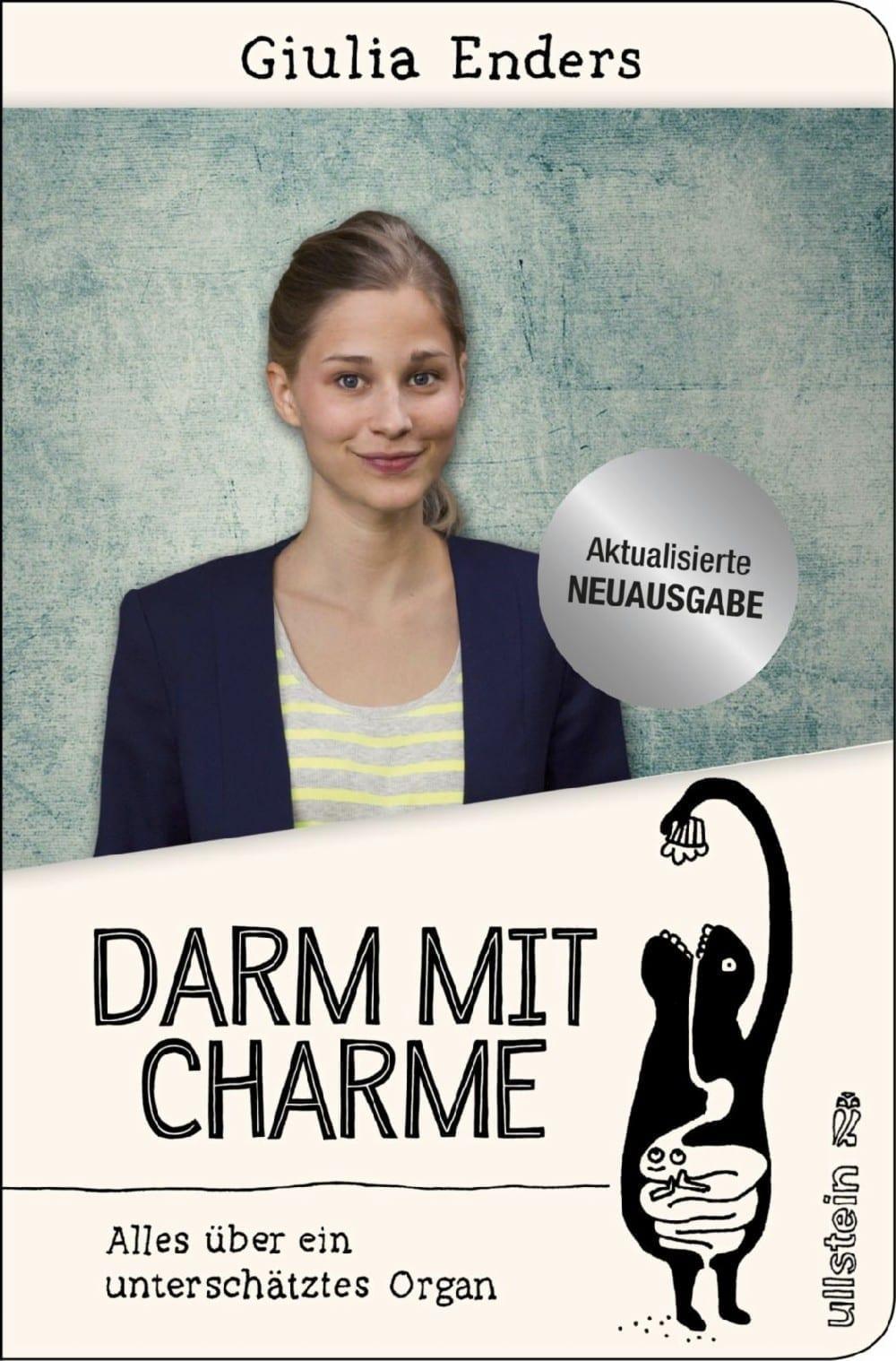 "Das Buch ""Darm mit sharme"""